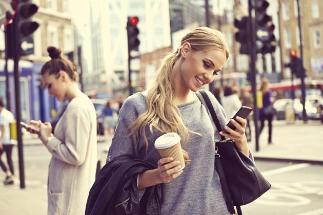 Comunication Ecrans Mobile