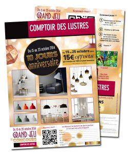 Bulletin IP - Comptoir des Lustres