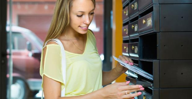 Votre courrier adressé en 4 étapes