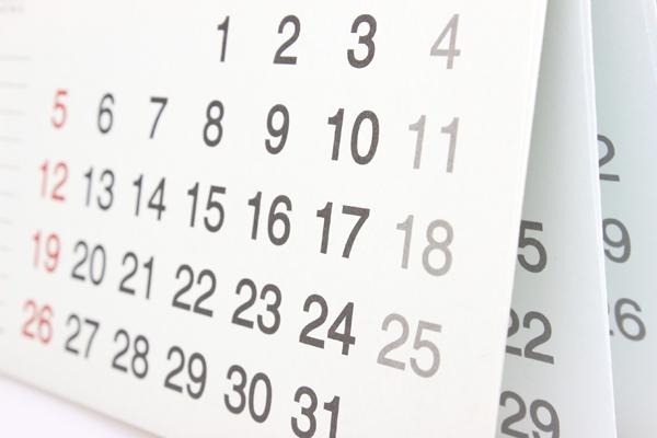 Courrier adressé en 4 étapes - Planifier selon calendrier