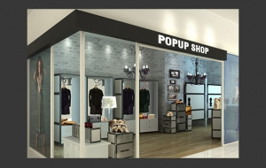 Pop-up stores : le nouveau format vedette du retail