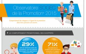 Infographie : la promotion en GMS