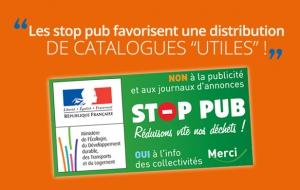 Stop pub : une bonne nouvelle pour le retour sur investissement du media catalogue !