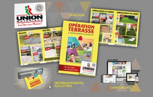 Secteur bricolage : distribution ciblée de catalogues pour attirer les particuliers