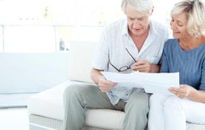 Un courrier adressé pour attirer les futurs retraités