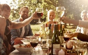 Les Français et le vin