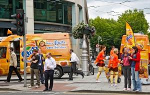 Oser le street marketing pour faire la différence