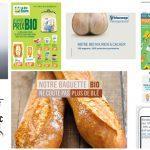 Alimentation bio : comment communiquent les enseignes ?