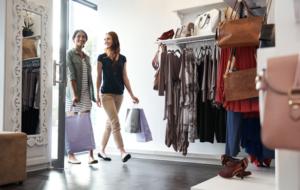 Le commerce physique, canal privilégié des achats