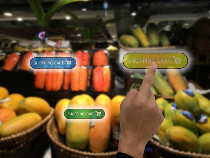 MEDIAPOST - rapprocher commerce physique et e-commerce