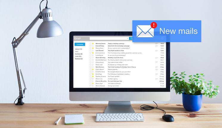 Emailing : cinq conseils pour éviter le piège du spam