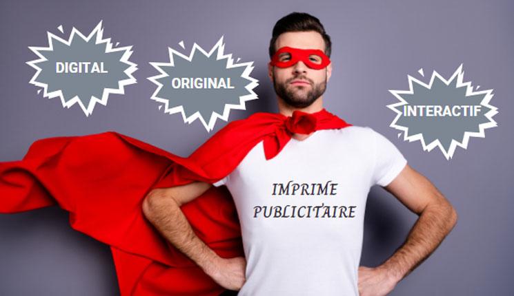 L'imprimé publicitaire augmenté : un impact décuplé !