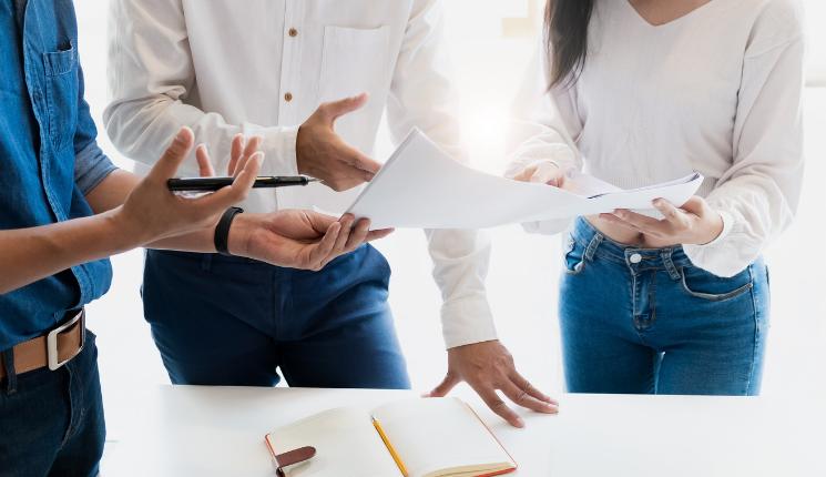 Communication print : quels usages et avantages pour une entreprise ?